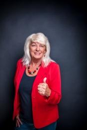 Monika Blankenberg: Altern ist nichts für Feiglinge - Jung bleiben!