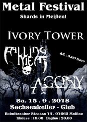 Shards In Meißen!!! Metal Festival!