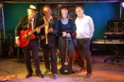 Blues-Konzert von Vincent Moser, Michael Mehrens and Friends