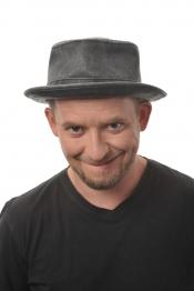 Roman Weltzien: Rampenstilzchen