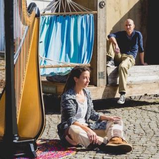 Die Band Mit Der Harfe - Jeanine Vahldiek Band