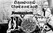Billstedt Metal Day II - Hamburg Untertage mit Kormokrator, I I, Lihhamon und Hadopelagyal