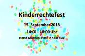 Kinderrechtefest 2018