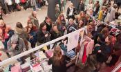 Kleiderwirbel-Der Mädelsflohmarkt in Münster
