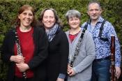 Konzert mit dem Hamburger Trio al gusto und der Sängerin Kathrin Bröcking