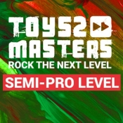 Toys2Masters Semi-Pro Level