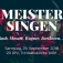 Meistersingen: Bach, Mozart, Wagner, Beethoven und andere