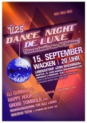 Ü25 Dance Night Deluxe