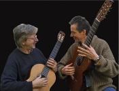Die schönsten Tangos auf zwei Gitarren mit Angel García Arnés & Uli Kaut