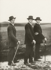 August Sander y los retratos del siglo XX