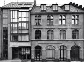 """Ausstellung """"Architekturbüro Walter von Lom"""""""