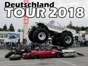 """Traber´s Monstertruck´s Und Stuntcar Show  """"Das Original""""!"""