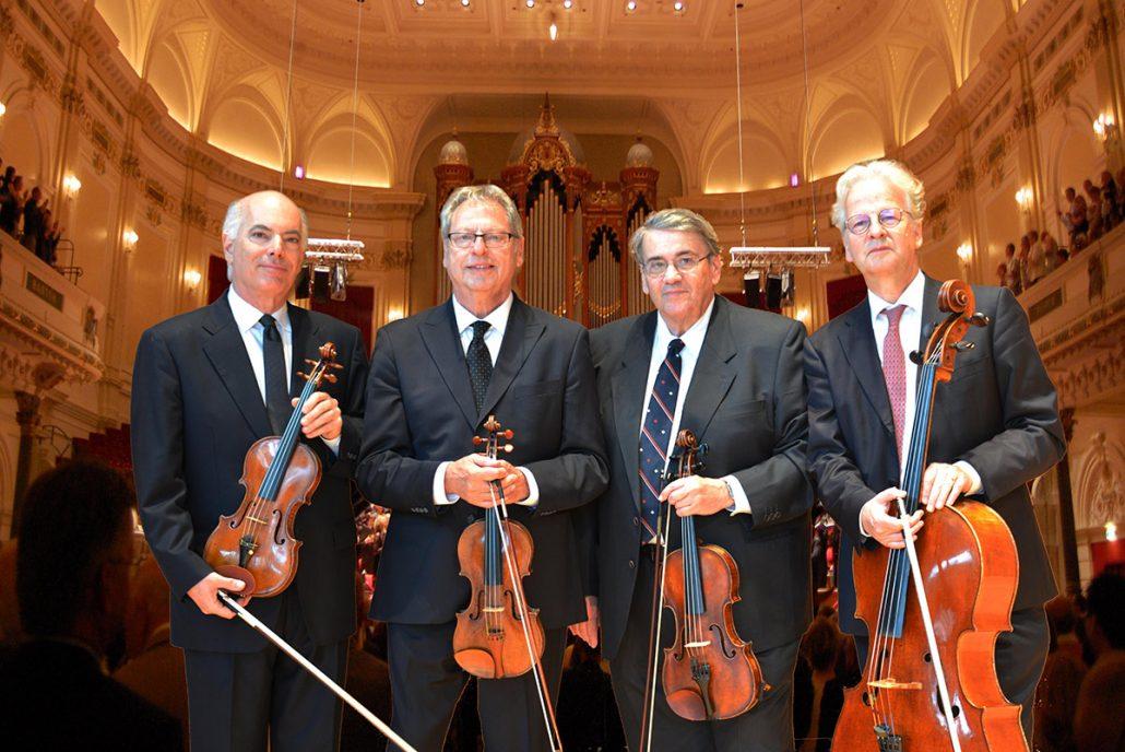 International Mendelssohn-Festival - Fine Arts Quartet