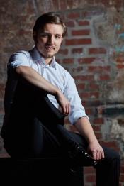 Florian Heinisch, Klavier