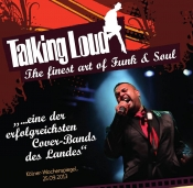 Talking Loud Funk & Soul-Charity Party für Indien