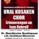 Ural Kosaken Chor & Nordhäuser Männerchor
