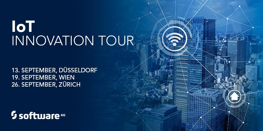 IoT Innovation Tour 2018