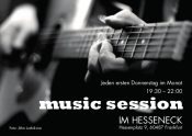 Acoustic Jam Session Im Hesseneck