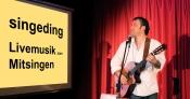Singeding: Das Mitsing-Konzert mit Filou Im Casino Euskirchen