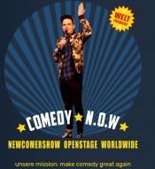 """Comedy N.o.w (Mission """"Mcga"""")"""