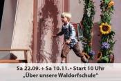 Schulführung: Unsere Waldorfschule