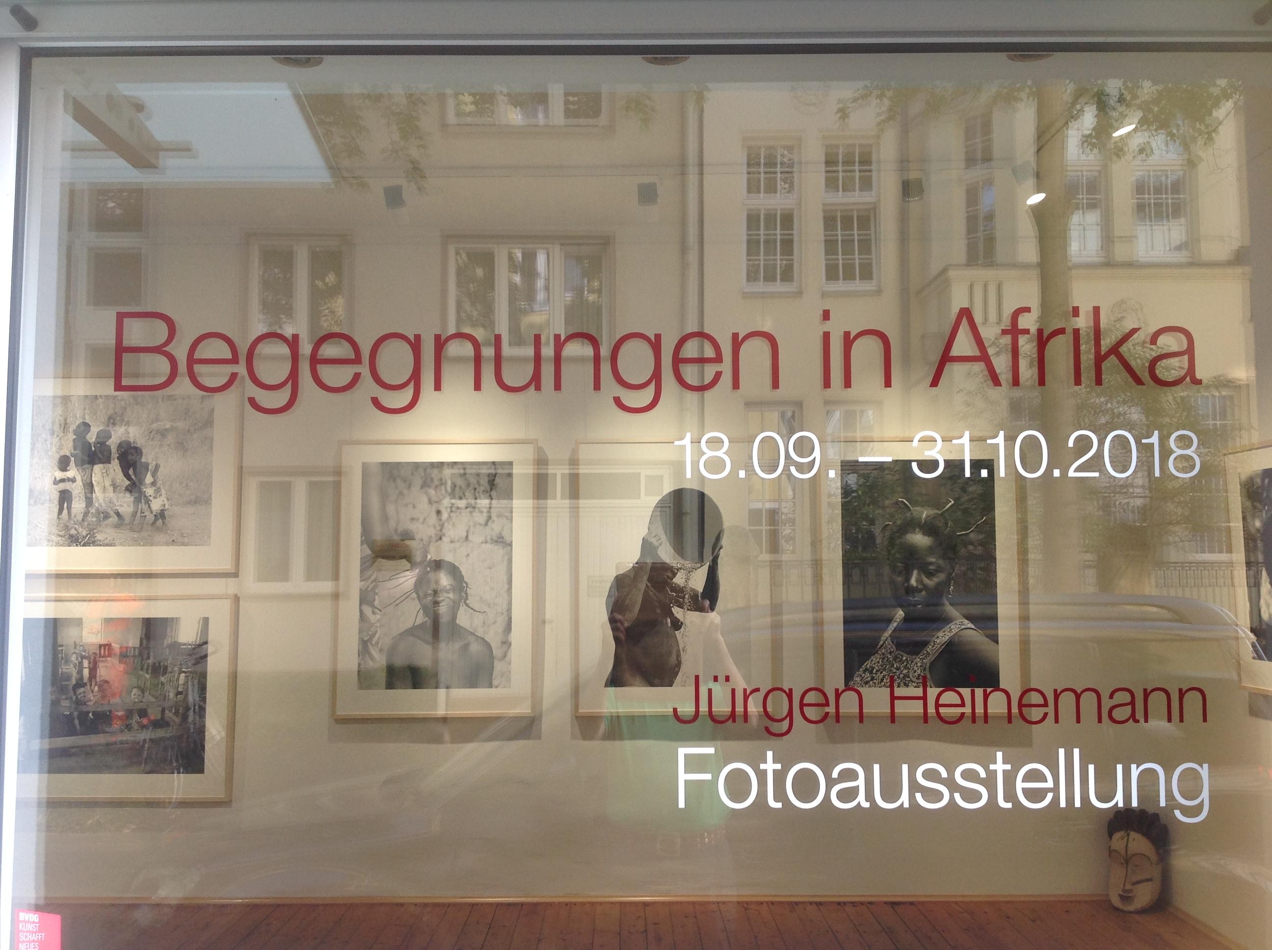 Jürgen Heinemann  - Begegnungen in Afrika