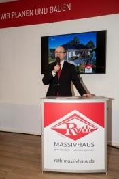 23. September   Roth-Massivhaus lädt ein