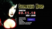 Sleepwalker Night - Survivor True Dark