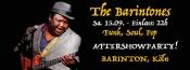 The Barintones Live + Dj