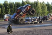 Team-Klaas:  Monstertruck- und Motor-Sport-Spektakel