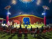 Zirkus-Gastspiel Olympia Circus