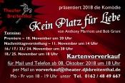 Kein Platz für Liebe - Theater Breitenthal
