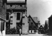 Unterwegs in Fürth: Rabbiner und Dekan im Gespräch