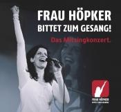 Frau Höpker bittet zum Gesang