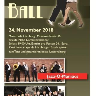 Swinging Hamburg Jazzbandball