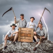 Toni Bartls Alpin Drums: Der Berg Groovt