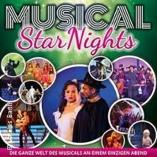THE BEST OF MUSICAL STARNIGHTS - Top-Solisten, Tänzer, 250 Kostüme