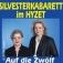 Auf die zwölf! Silvesterkabarett spezial: Anke Geißler & Carolin Fischer