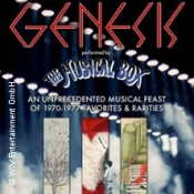Genesis: performed by the Musical Box - a musical feast of 1970 - 77