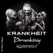 Krankheit / Dornenkönig / Böser Wolf