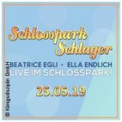 Schlosspark Schlager - Beatrice Egli & Ella Endlich