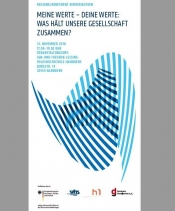 """Regionalkonferenz Niedersachsen """"Meine Werte – Deine Werte: Was hält unsere Gesellschaft zusammen?"""""""