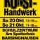Kunsttage Barsinghausen 2018 – Der Kunsthandwerkermarkt