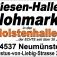 Riesen-Hallen-Flohmarkt in den Holstenhallen Neumünster