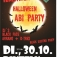 Halloween ABI Party