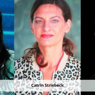 FESTIVALAKADEMIE DES HAMBURGER THEATER FESTIVALS präsentiert: Constanze Becker, Catrin Striebeck und Florian Lukas - Orest