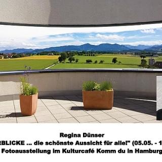 Ausstellung Fensterblicke ... die schönste Aussicht für alle! (5.5.2018 - 10.8.2018). Fotografien von Regina Dünser