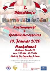 Düsseldorfer Karnevalströdel im Henkelsaal