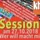 SESSION im kunsthofgohlis 27.10.2018 20:00