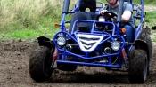 100% reines Quad, Kart und Buggy Offroad Event